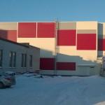 Быстровозводимое здание из металлоконструкций - основа современного логистичекого центра