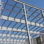 Быстровозводимые здания из металлоконструкций. Каркас