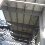 Быстровозводимые здания из металлоконструкций. Монтаж