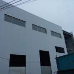 Быстровозводимые здания из металлоконструкций. Внешняя отделка